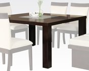 Espresso Finish Dining Table Keelin by Acme Furniture AC71035
