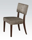 Espresso Side Chair Drake by Acme AC16252 (Set of 2)