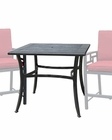 "Essenza 42"" Patio Bar Table by Sunny Designs SU-4716-42P"