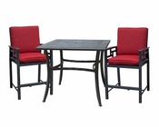 Essenza Patio Bar Set by Sunny Designs SU-4716P-Set
