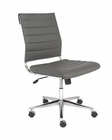 Euro Style Armless Low Back Office Chair Axel EU-00595