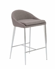 Euro Style Brielle-C Counter Height Stool  EU-38646 (Set of 2)