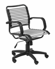 Euro Style Bungie Mid Back Office Chair EU-02572