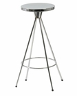 Euro Style Caroline Counter Stool  EU-06051 (Set of 2)