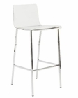 Euro Style Chloe-B Bar Stool EU-80942CLR (Set of 2)