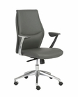 Euro Style Contemporary Low Back Office Chair Crosby EU-00473