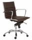 Euro Style Dirk Low Back Office Chair EU-00674