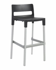 Euro Style Divo-B Bar Stool EU-221-BS (Set of 4)