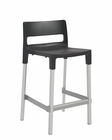 Euro Style Divo-C Counter Height Stool  EU-22-CS  (Set of 4)