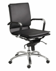 Euro Style Gunar Pro Low Back Office Chair EU-01263