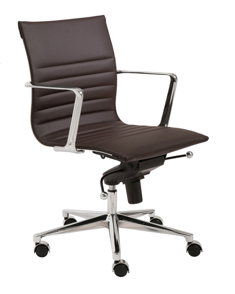 Euro Style Kyler Low Back Office Chair EU 00681