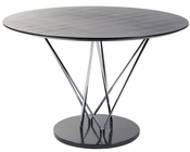 Euro Style Stacy Round Dining Table EU-27046