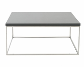 Euro Style Teresa Square Coffee Table EU-09800