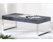 European Design Coffee Table in Wenge Finish 33CT61