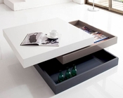 European Design Coffee Table w/ Storage 33CT1001