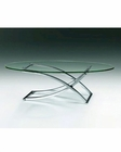 European Design Glass Top Coffee Table 33CT11