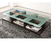 European Design Glass Top Coffee Table 33CT51