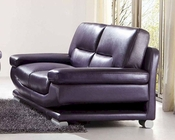 European Design Leather Loveseat 33SS263