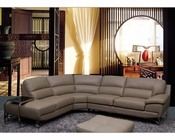 European Design Leather Sectional Set ESF6015SET