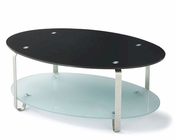 European Design Oval Coffee Table 33CT41