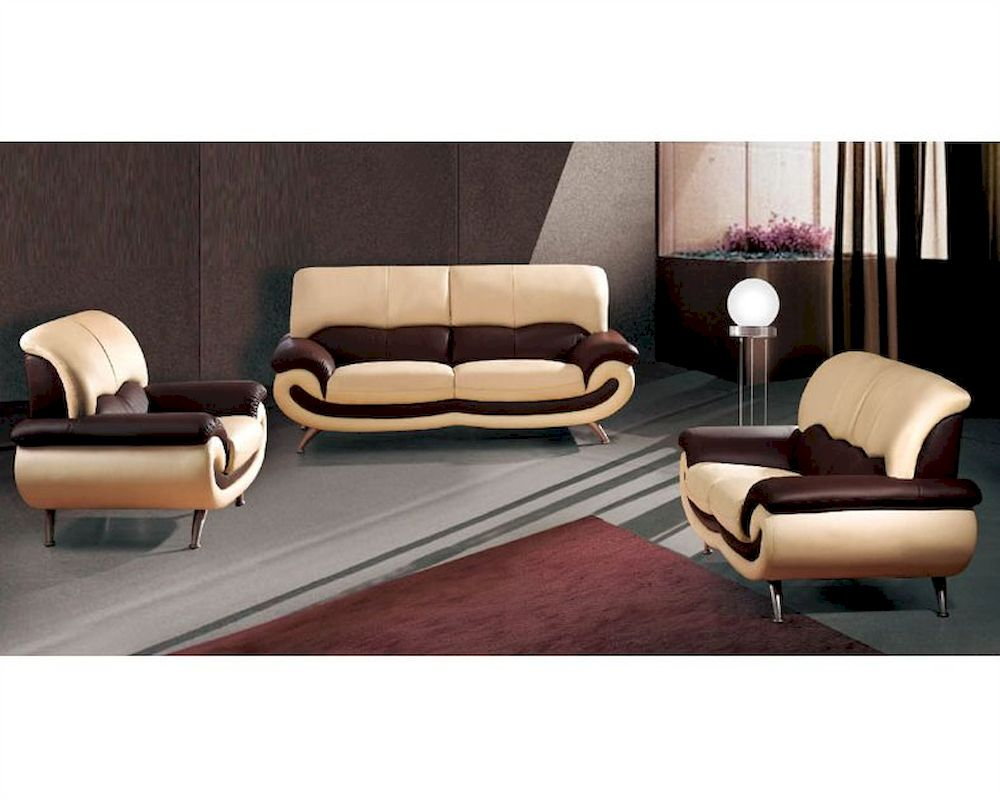 European furniture modern two tone sofa set 33ss11 for Modern sitting room furniture