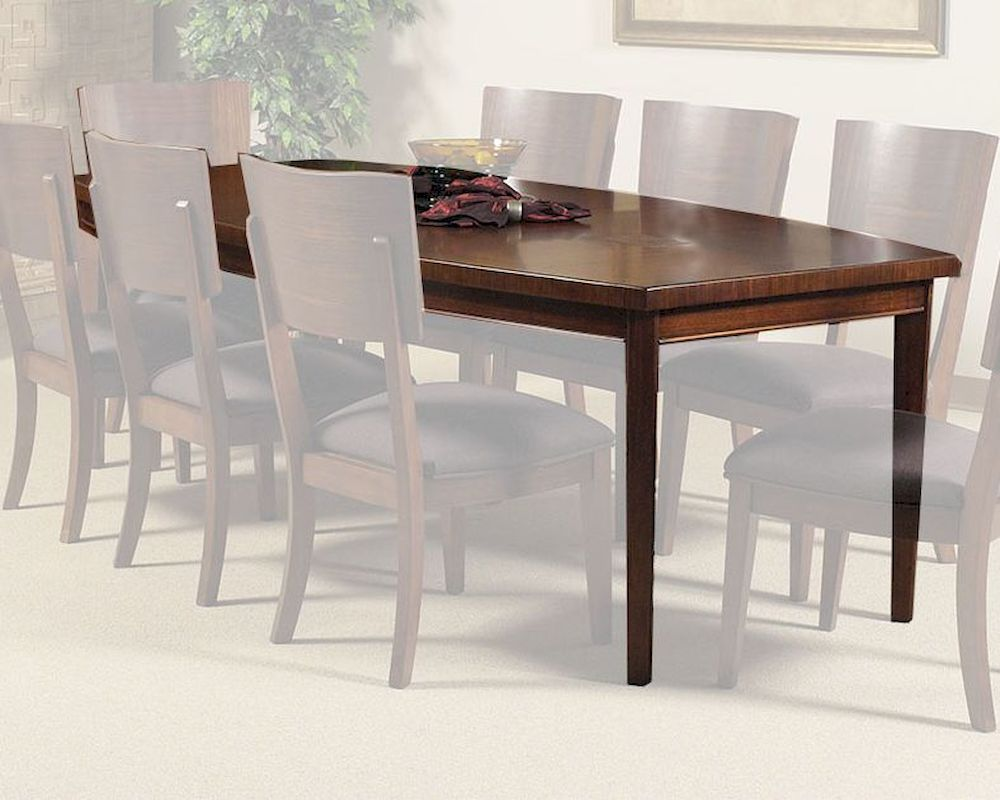 European Style Dining Table Perspective By Somerton So 152 64
