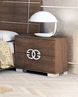 European Style Nightstand in High Gloss 33B623