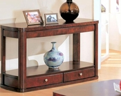 Evans Contemporary Sofa Table with Storage CO700249