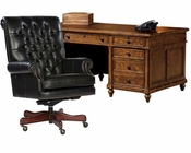 Executive Office Set Urban by Hekman HE-79100-SET