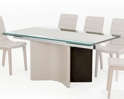 Extendable Dining Table in Modern Style 44D2361XT-7