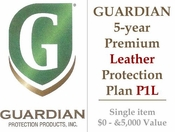 Guardian 5-year Leather Furniture Protection Plan EW-P1L