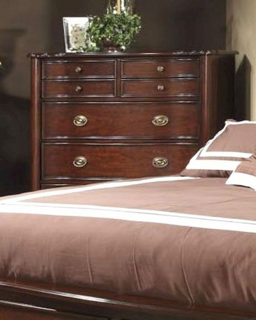 Fairmont designs 5 drawer chest wakefield fas7053 11 for Fairmont designs bedroom furniture sets