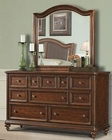 Fairmont Designs Dresser with Mirror Melrose Park FAS735-05-06