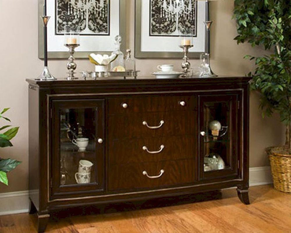 fairmont designs sideboard monacelli fa c4013 09. Black Bedroom Furniture Sets. Home Design Ideas
