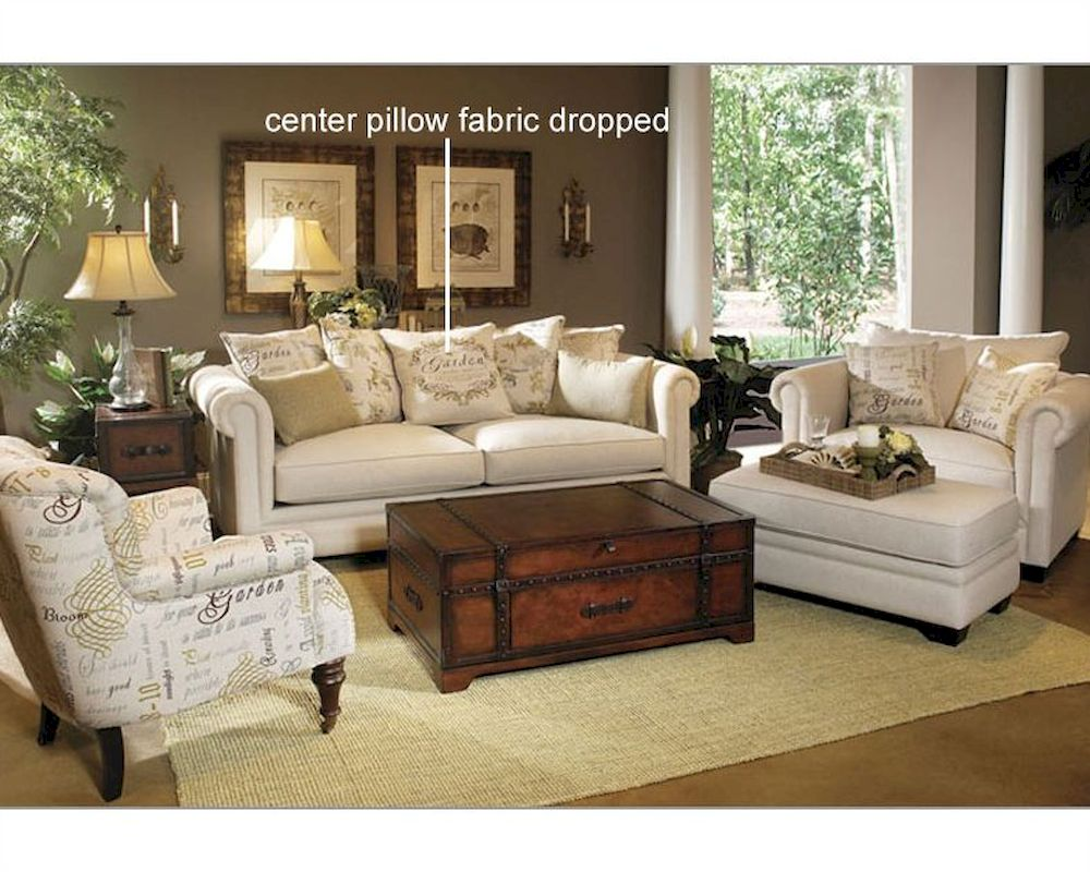 Fairmont Designs Sofa Set Chardonnay Fa D3820