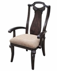 Fairmont Designs Wood Back Arm Chair Le Marias FA-S4015-02 (Set of 2)
