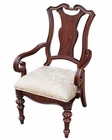 Fairmont Designs Wood Back Arm Chair Marisol FA-S4057-02 (Set of 2)