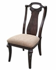 Fairmont Designs Wood Back Side Chair Le Marias FA-S4015-01 (Set of 2)
