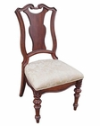Fairmont Designs Wood Back Side Chair Marisol FA-S4057-01 (Set of 2)