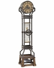 Floor Clock Hourglass by Howard Miller HM-615074