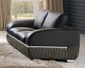 Full Leather Living Room Loveseat 33SS393
