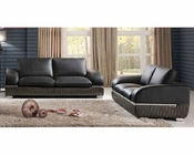 Full Leather Living Room Set 33SS391