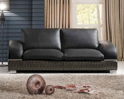 Full Leather Living Room Sofa 33SS392