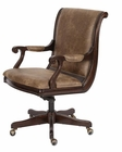 Fully Upholstered Desk Chair Lafayette by Magnussen MG-H2352-83