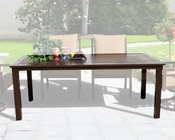 Gamble Creek Dining Table by Sunny Designs SU-4714-76