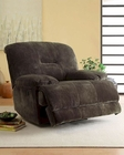 Glider Reclining Chair Geoffrey by Homelegance EL-9723-1