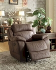Glider Reclining Chair Marille by Homelegance EL-9724BJ-1