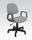 Grey Fabric Office Chair by Acme Furniture AC02221GR
