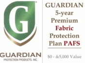 Guardian 5-year Fabric Furniture Protection Plan EW-PAFS