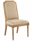 Hekman Acacia Side Chair Wellington Hall HE-23325 (Set of 2)